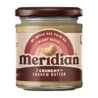 Beurre de cajou croquant Meridian 170g