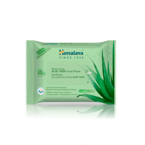 Himalayan Aloe Vera Moisturizing Wipes (25 units)