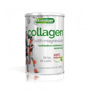 Quamtrax Magnesium Collagen 300g powder