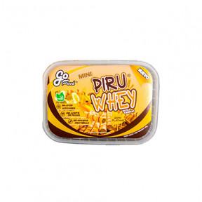Barquillos Mini Piru Whey rellenos de Gofio y Plátano GoFood 90g