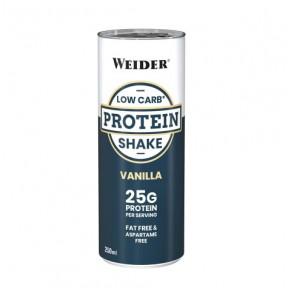 Shake LowCarb Protein Saveur de Vanille par Weider 250ml