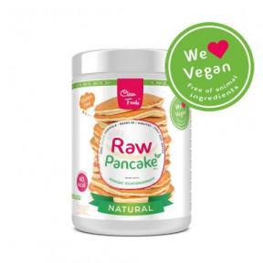 Preparado para Panquecas Low-Carb Raw Pancake Sabor Neutro Vagano Clean Foods 425 g