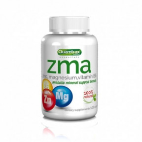 ZMA Essentials Quamtrax 100 gélules