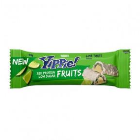 Low Carb Yippie! Fruits Bar Tarta de Lima Weider 45 g