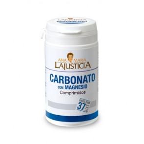 Carbonato de Magnésio em Tablets Ana María Lajusticia 75 Dose