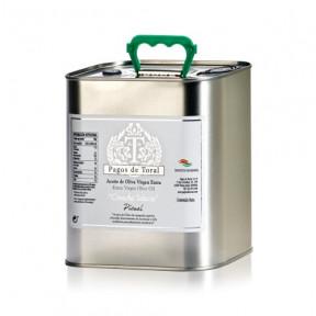 Aceite de Oliva Virgen Extra Cosecha Selecta Pagos de Toral 2,5L