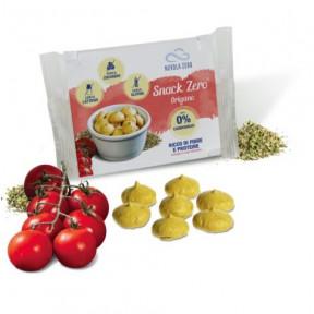 Mini Biscuits Salés Snack Zero Saveur de Origan de Nuvola Zero 20g