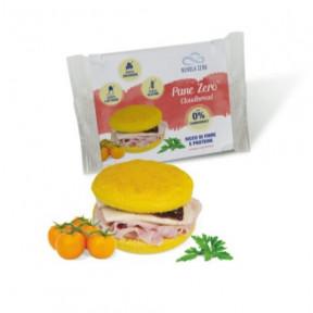 Sandwich Pane Zero Sabor de Natural de Nuvola Zero 47g