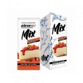 ElevenFit Cheesecake Flavor Mix Drinks Pack of 12 Envelopes9g