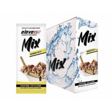 Pack of 24 Envelopes ElevenFit Banana Split Flavor Mix Drinks 9g
