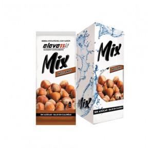 Paquet de 12 Enveloppes Boissons Mix à Saveur de Noisette ElevenFit 9g