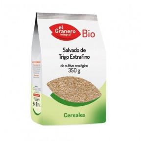 Son Extra Fin de Blé Entier Biologique El Granero Integral 350g