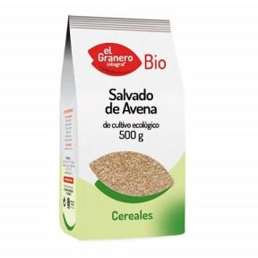 Son d'Avoine Biologique El Granero Integral 500g