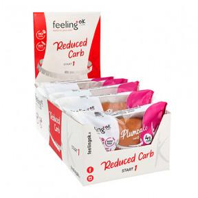 FeelingOk Start Almond PlumCake Pack (10x45g) 450g