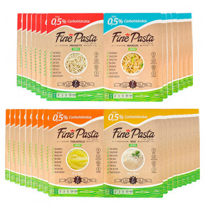 Pack Family Fine Pasta (32 pacotes)