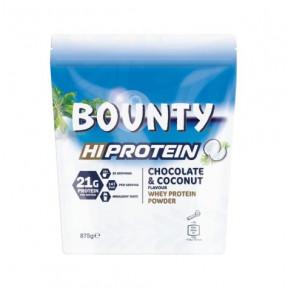 Proteína em Pó Bounty Sabor de Coco Mars Protein 875g