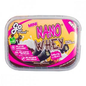Mini Nano Whey Wafers Recheados com White Cream GoFood 90g