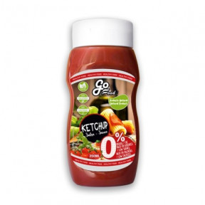 GoFood Ketchup 0% Natural Sauce 350ml