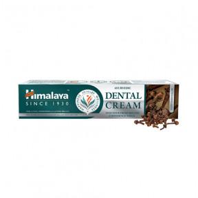 Dentífrico Crema Dental Ayurvédica con Clavo Himalaya Herbals 100g
