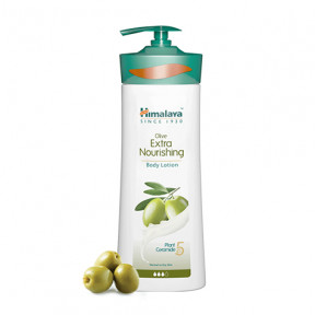 Lait Corporel Extra-Nourrissant Olive Himalaya Herbals 400ml