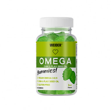 Omega Weider 50 gomas