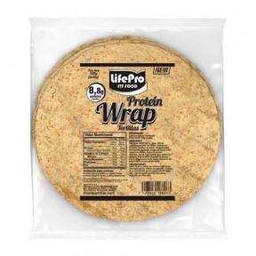 Tortillas proteicas Fit Food Life Pro 320g (8x40g)