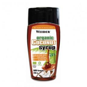 Sirope de Coco Ecológico Weider 250ml