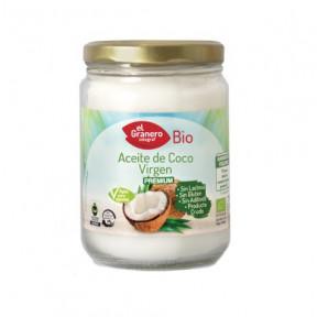Huile de coco vierge biologique 500ml Granero Integral