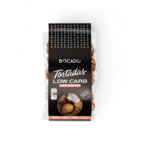 Mini Torradas Low Carb por Bocado Functional Foods 125g