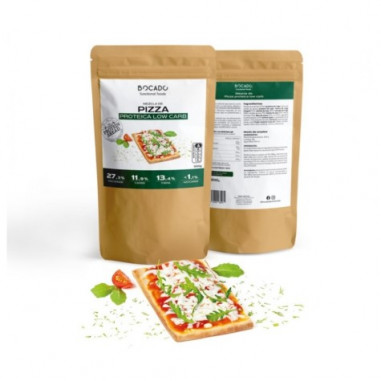 Bocado Functional Foods Low Carb Pizza Mix 500g