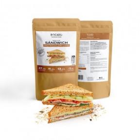 Sanduíche Mix Low Carb por Bocado Functional Foods 500g