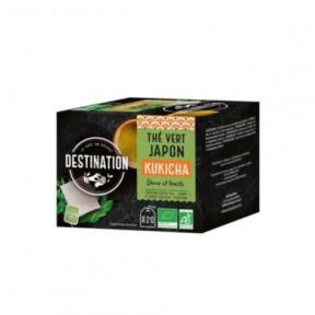 Thé Vert Japonais Grand Sencha Destination 20 pièces