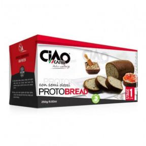 Pão de Cereais CiaoCarb Protobread Etapa 1 Cereal 300 g