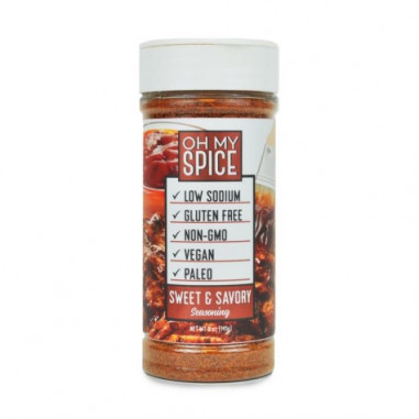 Oh My Spice Sweet and Savory Seasoning 141g