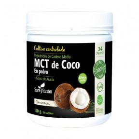 MCT de Coco em Pó Sura Vitasan 150g