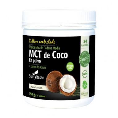 MCT de Coco en Polvo Sura Vitasan 150g