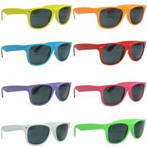Gafas Vintage de Colores Variados
