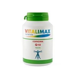 Coenzyme Q10 100 Capsules Nutrition Vitalimax