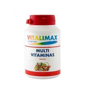 Multivitamínico Multimineral 100 cápsulas Nutrição Vitalimax Nutrition