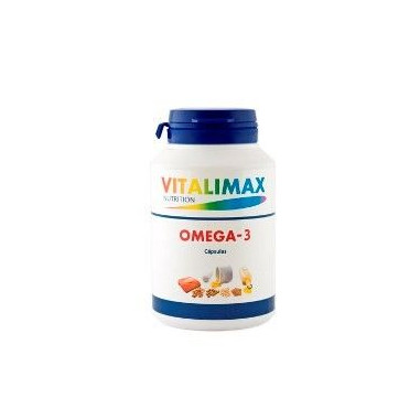 Omega 3 100 Capsules Vitalimax Nutrition