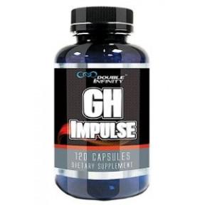GH Impulse 120 capsules