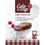 Bizcocho en Taza Chocolate Negro Sukrin 75 g