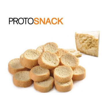 CiaoCarb Cheese Protosnack Stage 1 Croutons