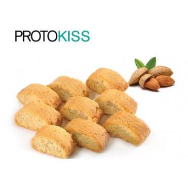 Mini Biscoitos CiaoCarb Protokiss Etapa 1 Amêndoas
