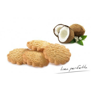 Biscuits CiaoCarb Biscozone Phase 3 Noix de Coco