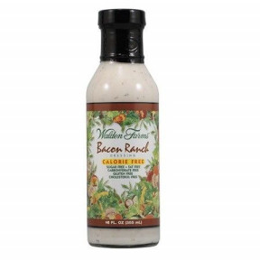 Salsa Ranchera y Bacon Walden Farms 355 ml