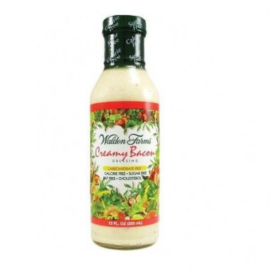 Walden Farms Creamy Bacon Dressing, 355 ml