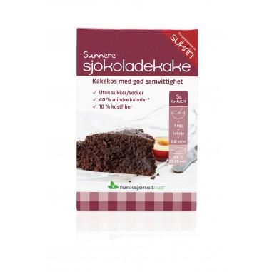 Préparation Pour Gâteau au Chocolat Sukrin