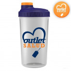 Shaker para proteína en polvo OutletSalud 700 ml