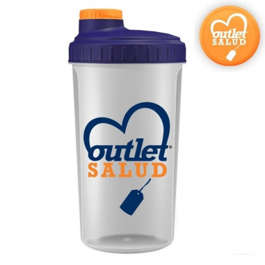 Shaker pour protéine en poudre OutletSalud 700ml
